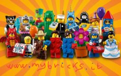 Lego 71018 Minifigures Serie 17 - Collectibles Series