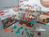 Lego 21313 – Ship in the bottle