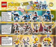 Lego Mixels Series 7 - 41554-41562 March 2016