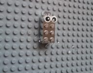 Lego Silver emoticon