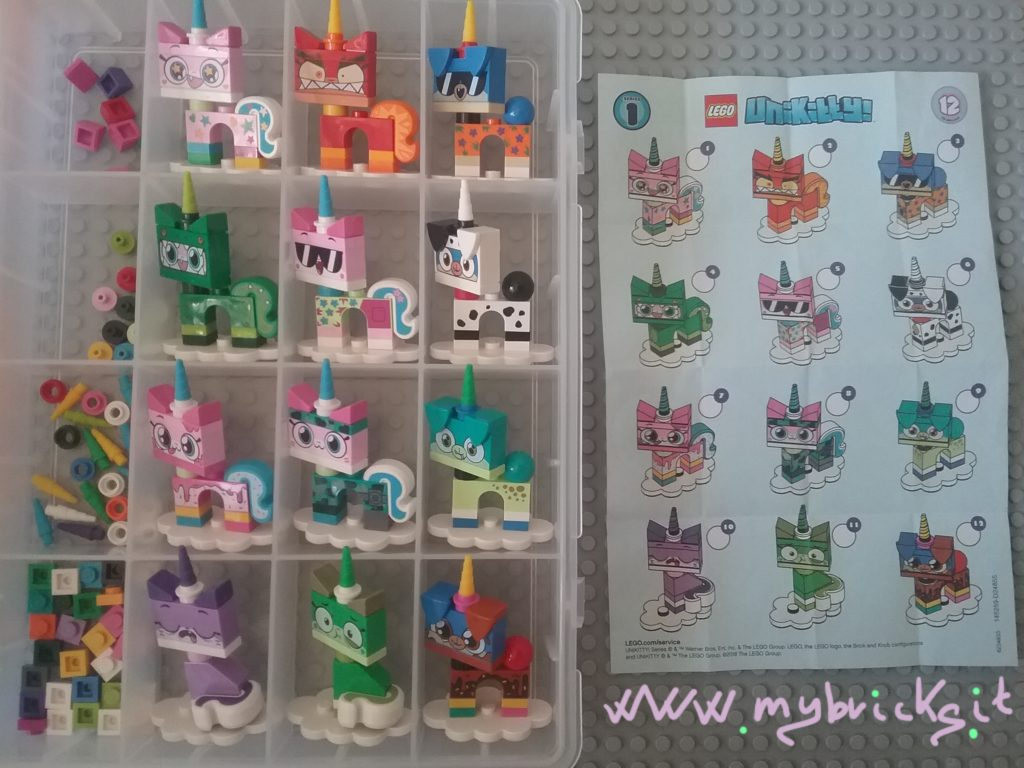 Lego 41775 Minifigures Serie Unikitty 1 - Collectibles Series