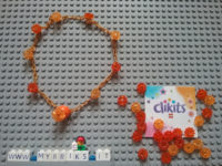 Halloween Mybricks Necklace