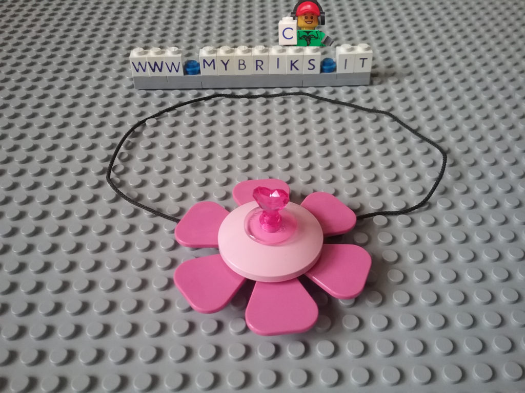 Mybricks Flower necklace