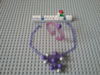 Mybricks Purple Bloom Jewels