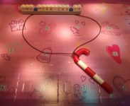 Lego Friends Candy Stick Necklace Day #8