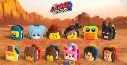Lego Movie 2 Toys Happy Meal