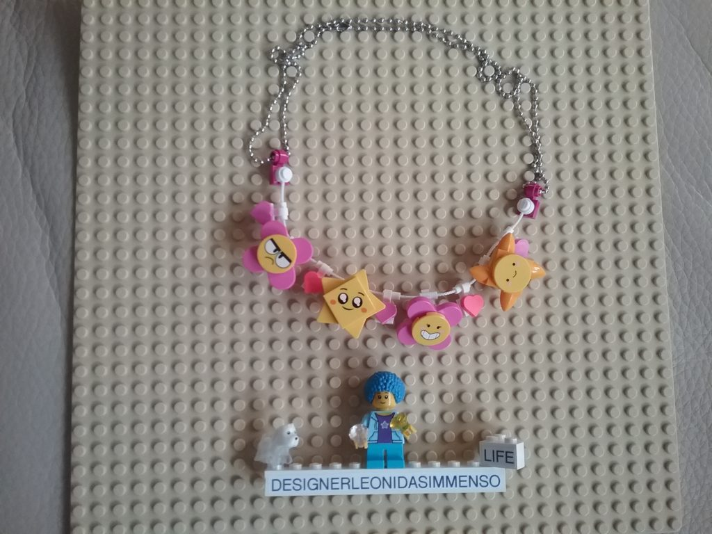 necklace Movie Lego