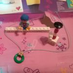 Lego necklace day #8