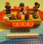 Duplo Legized submarine – part 1