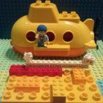 Duplo Legized submarine part 2