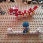 Lego MOC dragoon