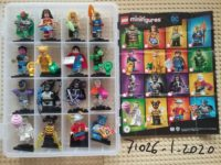 Minifigure Marvel DC Series –  71026