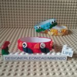 MOC Lego DOTS bracelets