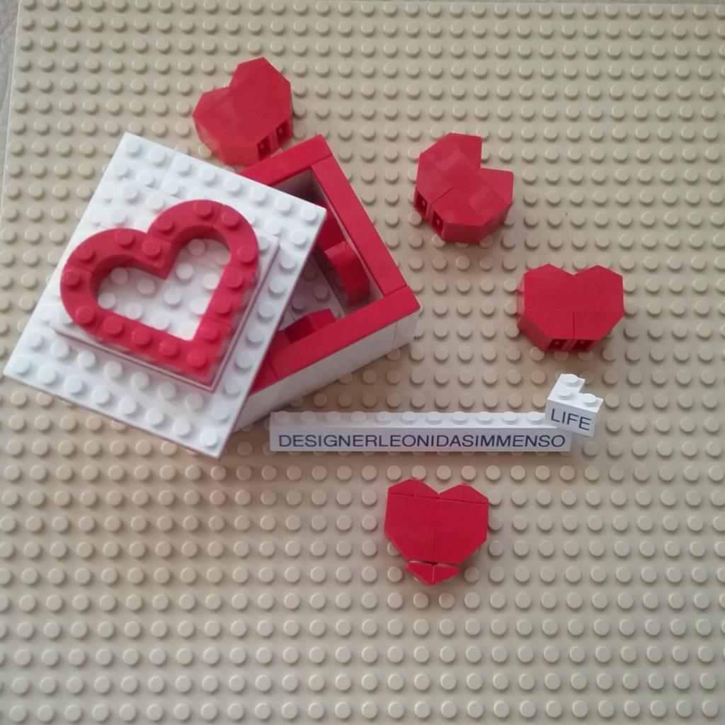 Box Hearts