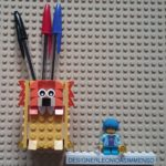 Lego Lion pencil case