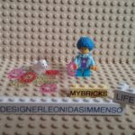 Mybricks special minifigures necklace