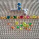 Multicolor Lego Bracelet