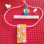 Mybricks Lego Scala summer necklace
