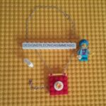 Autumn necklace – Yellow vibes