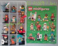 Lego 71029 – Minifigures Series 21