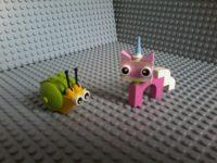 Lego Movie Snail