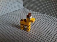 Lego Giraffa Giraffe
