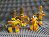 Lego Mixels Series 1 - 41506 41508 41507 TESLO VOLECTRO ZAPTOR Lego May 2014