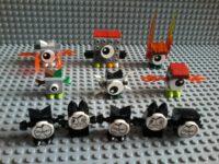 Lego Mixels Pixels