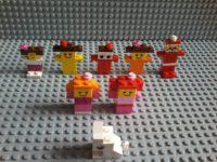 Lego tiny figures