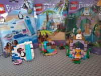 Lego 41041 41042 41043 Friends serie 4 - Collectibles series Lego February 2014