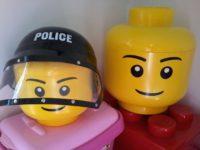 Lego Storage Head Box