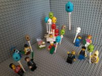 Lego 40108 Baloon Shop