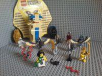Lego Pharaoh's Sarcophagus