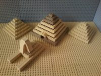 Lego Egypt Sphinx