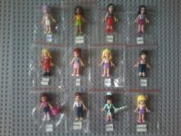 Lego Friends Name – Minifigures Names