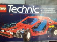 Lego Technic 8865 Test Car