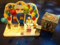 Lego Minecraft Happy Birthday