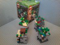 Lego 21102 Minecraft Forest