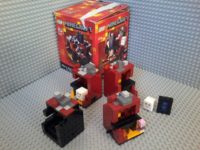 Lego 21106 Minecraft Nether