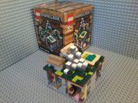 Lego 21105 Minecraft Village