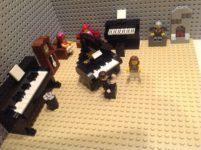 Lego Piano Pianoforte Concert