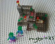 Lego compatible – My World – Minecraft Dungeon Crystals version 79272