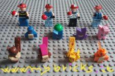 Lego compatible – Dargo – Pokemon Pikachu Charmander Gengar Eeve Pidgeot Bulbasaur Squirtle jigglypuff