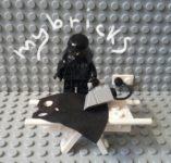 Lego Darth Vader Cloak