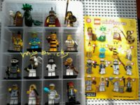 Lego 71001 Minifigures Serie 10 - Collectibles Series Lego May 2013