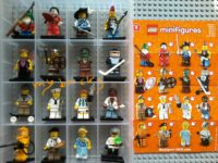 Lego 8804 Minifigures Serie 4 - Collectibles Series Lego May 2011