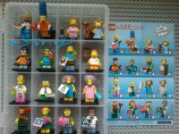 Lego 71009 Minifigures Serie Simpson - Collectibles Series April 2015