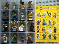 Lego 8683 Minifigures Serie 1 - Collectibles Series Lego June 2010