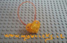 Lego Jewelry – Bracelet heart jewel