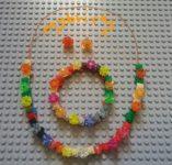 Lego Jewelry – Parure jewel